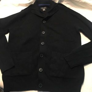 GUC Kenneth Cole button up knit cardigan
